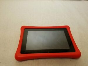 Lot of 2 Nabi 2 8GB, Wi-Fi, 7in - Red
