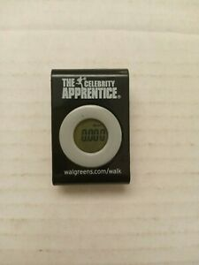 The Celebrity Apprentice Pedometer Walking Personal Exercise Counter TRUMP