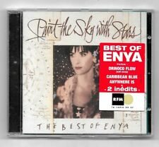 CD / THE BEST OF ENYA - PAINT THE SKY WITH STARS / ALBUM 16 TITRES