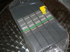 FUJIFILM M321SP 90ML 5 Stück Professional Videotape Large NEU