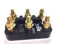 Motor Terminal Block 5mm Diameter 6 Pin 56x36 mm