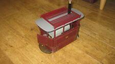 More details for g gauge scratch built electric steam tram