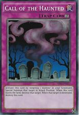YU-GI-OH CARD: CALL OF THE HAUNTED - SR03-EN037 - 1ST EDITION