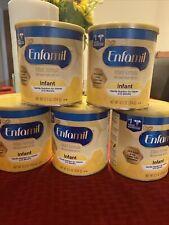 5 New Enfamil infant baby formula ready to use 12.5 Oz