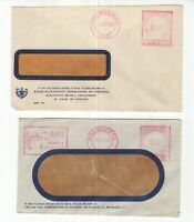 Australia 2 x utilities (Gas and Electric) covers 1958