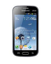 Samsung Galaxy S Duos GT-S7562 - 4GB - Black (Unlocked) Smartphone