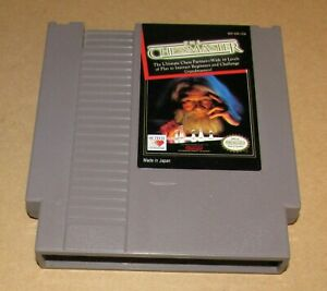 Chessmaster for Nintendo NES Fast Shipping Authentic