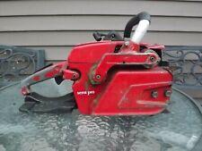 Jonsered 49sp semipro chainsaw 70E 625