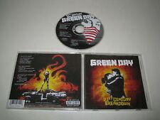 GREEN DAY/21ST CENTURY BREAKDOWN(REPRISE/9362-49802-1)CD ALBUM