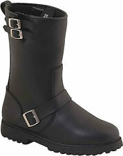 Duchinni Classic Cruiser Moto Bicicleta Boot (UK 12/EU 46)