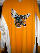 CHL RIO GRANDE KILLER BEES GAME WORN PRACTICE  HOCKEY JERSEY
