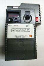 Intoximeter Alco-Sensor Iv Alcohol Breathe Analyzer