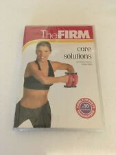 NEW THE FIRM: CORE SOLUTIONS Workout DVD With Alison Davis