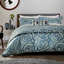 Harlequin Vortex Indigo  Single Duvet Cover . NEW IN PACK