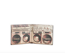 Paul Smith Wallet - BNWT Stereo Boombox Ghetto Blaster Wallet RRP: £175.00