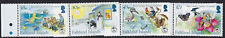 FALKLAND ISLANDS: 2005 Bicentenary of Hans Christian Andersen set SG1029-32 MNH