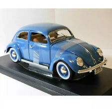 MAISTO VOLKSWAGEN  BEETLE 1955 BLUE 1/18 SCALE SPECIAL EDITION Brand New In Box