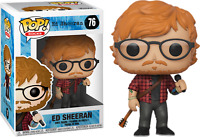 ED SHEERAN FUNKO POP VINYL NEW IN BOX