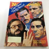 Newsweek Magazine: Nov 25 1974 - Francis Ford Coppola And The 'Godfathers'