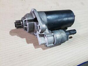 Vw Tiguan 2.0tdi Starter motor 2008 Manual