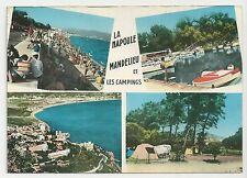 Postcard, France, Cote D'Azur, La Napoule - Mandelieu et les Campings