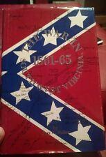 THE WAR IN SOUTHWEST VIRGINIA by Gary Walker 1985 Roanoke. Mb9