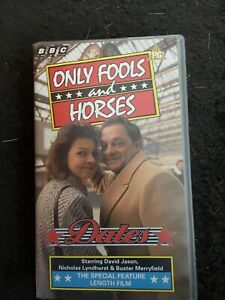 Only Fools And Horses Dates Feature Length Episode VHS VGC