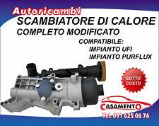 SCAMBIATORE DI CALORE COMPLETO MODIFICATO FAST - FIAT GRANDE PUNTO 2005-2009