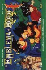 manga STAR COMICS DRAGON QUEST - L'EMBLEMA DI ROTO numero 3