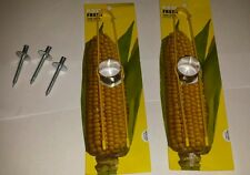 NEW STEEL CORN CUTTER KORN KUTTER 2 CUTTERS AND 3 COB SCREWS