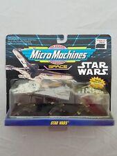 Micro Machines Space Star Wars Flacon Starfighter Collection #1 Galoob 1993 NIP