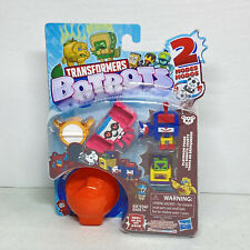 2019 Transformers BOTBOTS Playroom Posse 5 Pack with Blabberbook New