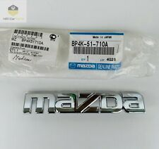 Genuine OEM Mazda 3 Emblem Ornament BP4K51710A