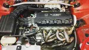 exhaust manifolds & headers for honda crx for sale | ebay  ebay