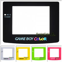 1 pcs Rigid Lens Screen Protector Replacement Parts for Nintendo GameBoy Color