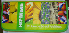 New Hsp Math Student Manipulative Kit Grade K Kindergarten