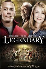 Legendary (DVD, 2010) NEW Sealed