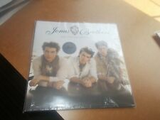 Jonas Brothers Lines, Vines & Trying Times fan club colored vinyl LP Sealed!