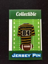 Pittsburgh Steelers lapel pin-Collectable-Touchdown COMBO Roethlisberger 2 Brown