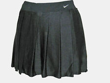 New Nike DriFit Ladies Pleated TENNIS Skirt Navy Blue Large UK 12-14 NWT