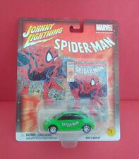 JOHNNY LIGHTNING MARVEL SPIDER MAN - DIE CAST - VOITURE - 98 VW BEETLE - R 3940