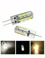 G4 3014 SMD LED Bulb Light Corn Lamp 24LEDs Dimmable 12V Cool Warm White x10