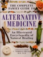 Complete Family Guide to Alternative Medicine-ExLibrary