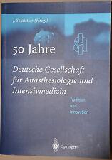 Tedesco società per Anestesiologia e Medicina intensiva ISBN 9783540000563