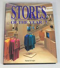 Stores of the Year 7 Interior Retail Gallery Shop Design Book Martin Pegler 1993