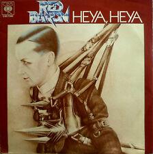 """7"""" 60s CV J. J. LIGHT 1979 MINT-! RED BARON : Heya Heya"""