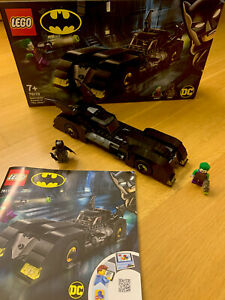 Lego 76119 DC Universe Super Heroes Batmobile Verfolgungsjagd mit dem Joker.
