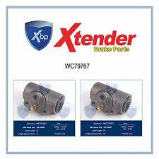 WC79767 Rear Brake Wheel Cylinder Set Chevrolet Classic K30,K20,P20,C30,P20 Van