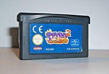 GBA juego módulo Spyro 2-season of Flame (Nintendo Game Boy Advance)