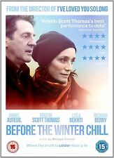 Before the Winter Chill - Daniel Auteuil - New DVD